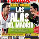 "Marca: ""Le ali del Real Madrid"""