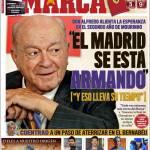 """Marca: """"Il Real Madrid si sta armando"""""""