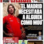 """Marca: """"Al Real Madrid serviva qualcuno come Mou"""""""