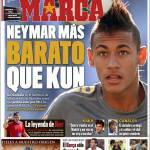 Marca: Neymar più economico del Kun