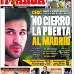 Marca: Non chiudo la porta al Madrid