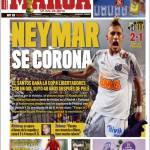 Marca: Neymar incoronato