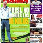 """Marca: Mourinho """"Perez non pagare la penale di 16 milioni di euro"""""""