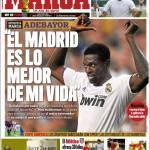"""Marca: Adebayor """"Il Real Madrid è il meglio della mia vita"""""""