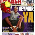 Marca: Neymar si