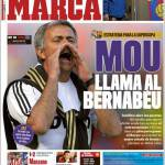 Marca: Mou chiama il Bernabeu