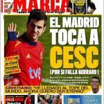 Marca: Il Madrid vuole Cesc