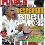 """Marca: """"Sveglia, questa è la Champions"""""""