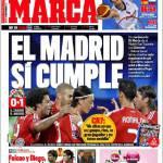 Marca: Il Real Madrid soddisfatto