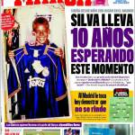 """Marca: Silva rivela """"Da dieci anni aspetto questo momento"""""""