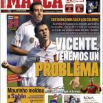 Marca: Vicente, teniamo un problema