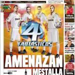 Marca: I fantastici 4 minacciano il Mestalla