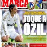 Marca: Tocca a Ozil
