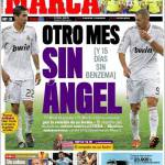 Marca, Real Madrid: un altro mese senza Di Maria