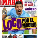 Marca: Pazzo per il Real Madrid