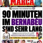 Marca: 90′ minuti al Bernabeu sono molto lunghi
