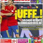 Marca: Georgia-Spagna 0-1