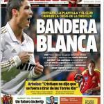 Marca: Cristiano Ronaldo, bandiera bianca