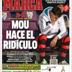 Marca: Mourinho fa il ridicolo