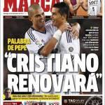 Marca: Cristiano Ronaldo rinnova