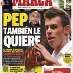 Marca: Guardiola vuole anche Bale