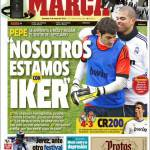 Marca: Noi stiamo con Iker