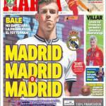 Marca, Bale: Madrid, Madrid, Madrid