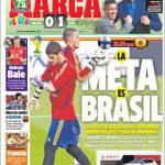 Marca: La meta è il Brasile
