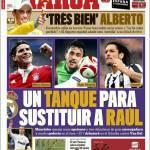 Marca: Un carrarmato per sostituire Raul