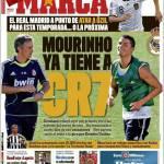 Marca: Mourinho ha già in mano Cristiano Ronaldo
