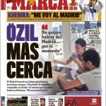 Marca: Si punta su Ozil