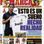 """Marca: Khedira """"Questo è un sogno che si avvera"""""""