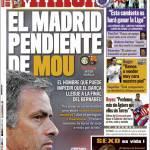 Marca: il Real Madrid in attesa di Mourinho