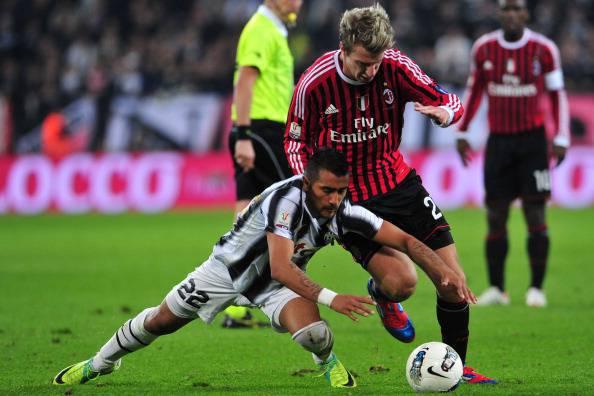 maxi lopez162 Calciomercato Milan Roma Napoli, Maxi Lopez: io vorrei rimanere in rossonero, ma…