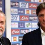 Calciomercato Napoli, clamoroso riavvicinamento tra Mazzarri e De Laurentiis