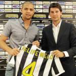 Mercato Juve, scambio con l'Arsenal per Melo