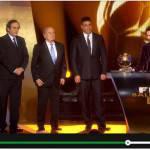 Pallone d'oro 2011: Messi-record fa tripletta. Premi anche per Guardiola e Neymar