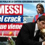"""Liga, """"filo diretto"""": lo Special di CMNews per i 10 anni di Messi in blaugrana"""
