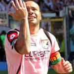 """Calciomercato Palermo, Miccoli: """"Resto qui, ho parlato con Zamparini"""""""