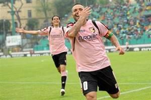 miccoli27 300x200 Palermo   Cagliari: voti, pagelle e tabellino dellincontro di Serie A