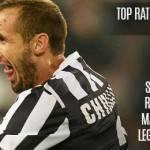 FOTO – La media voto dei migliori difensori italiani: in testa una clamorosa sorpresa. Chiellini secondo…