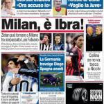 Corriere dello Sport: Milan, è Ibra