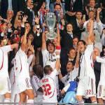 La storia del calcio, 23 maggio: il Milan stende Liverpool e Benfica – Video