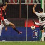 Tim Cup, Milan-Palermo 2-2: Emanuelson rimette il Milan in corsa per la finale