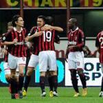 Catania-Milan 0-2: la coppia Binho-Ibra colpisce ancora