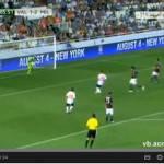 Video – Il Milan regala perle contro il Valencia: Gabriel super, Poli alla Zidane, Cristante da applausi