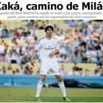 Calciomercato Milan, Kakà: in Spagna circolano notizie davvero importanti…