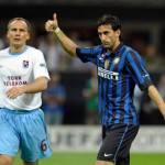 Calciomercato Inter, Milito: non torno al Racing Avellaneda perchè sto bene in nerazzurro