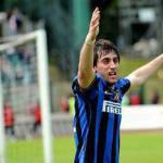 """Inter, Milito: """"Il goal più importante della mia carriera"""""""
