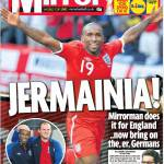 Daily Mirror: Jermainia!